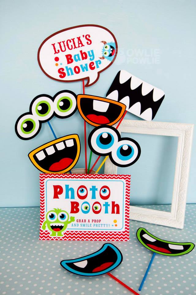 monster-bash-baby-shower-photobooth-props