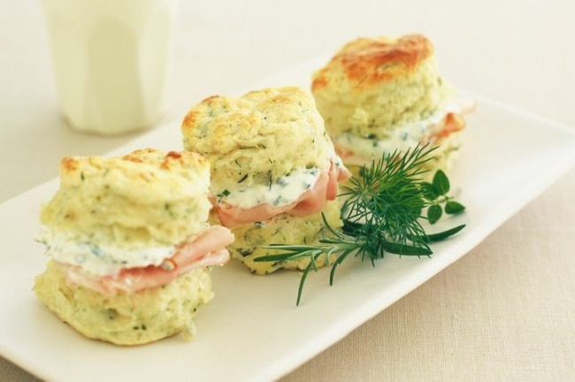 simple-baby-shower-food-recipe-ideas-herb-cheese-savoury-scones