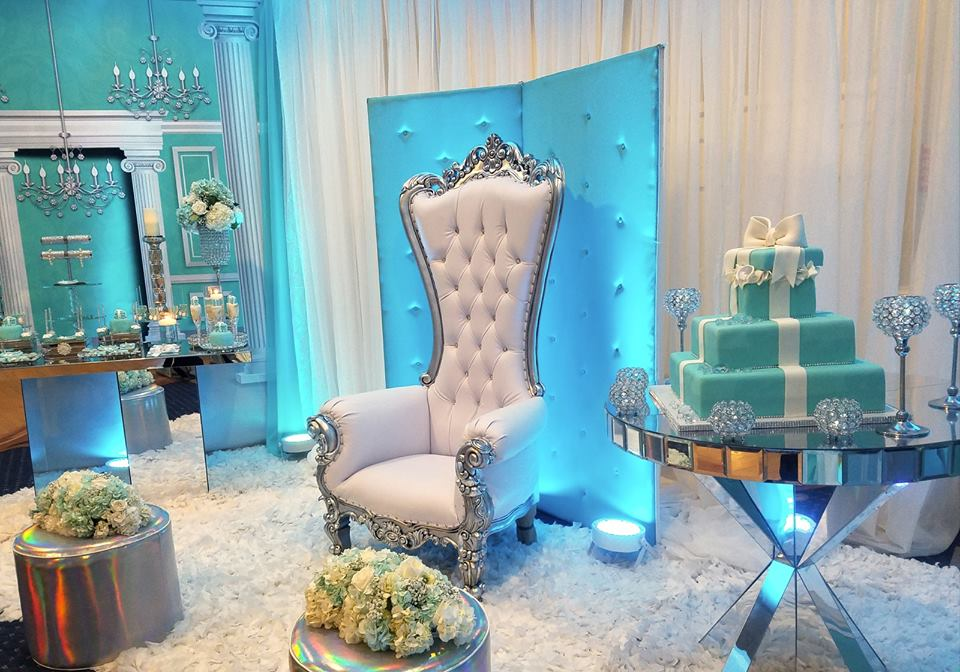 tiffany-baby-shower-ideas-mommy-to-be-chair