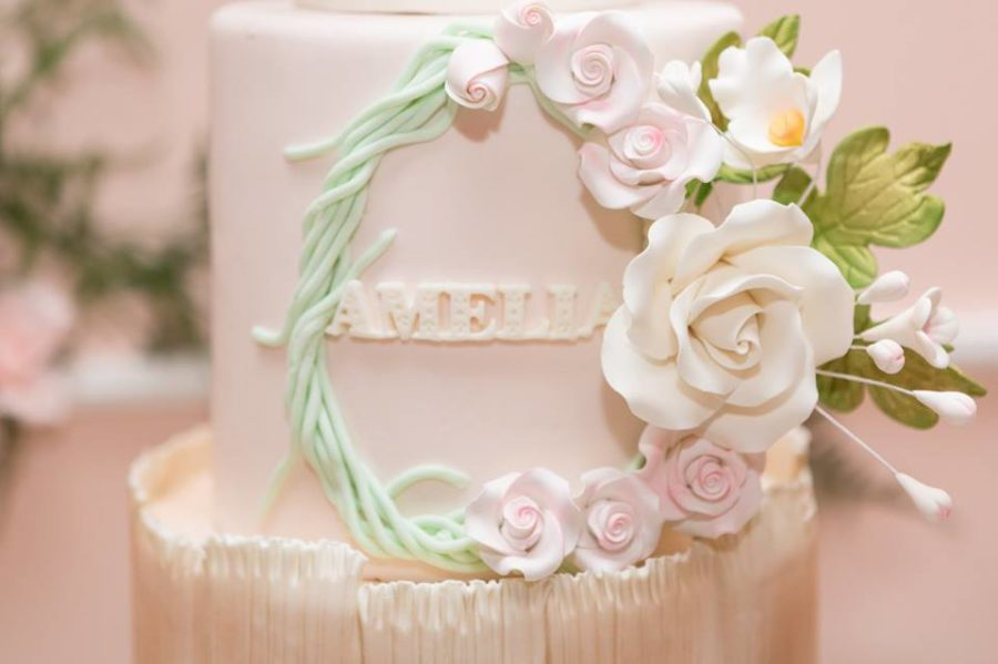charming-blush-garden-baby-shower-cake