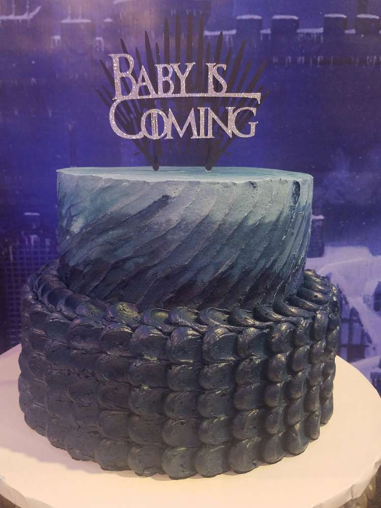 fabulous-game-of-thrones-baby-shower-cake