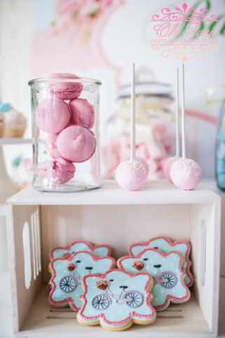 florals-and-bicycles-baby-shower-sweets