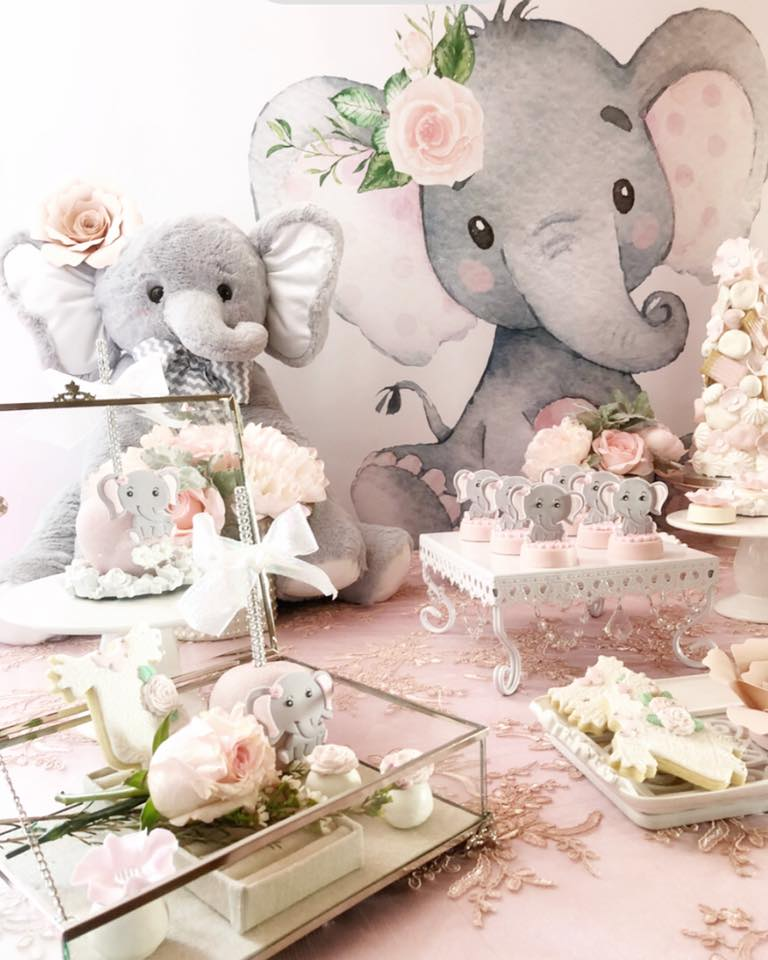 pink-and-gray-elephant-baby-shower-pastel-backdrop