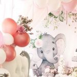 Elephant Baby Shower Ideas (Little Peanut)