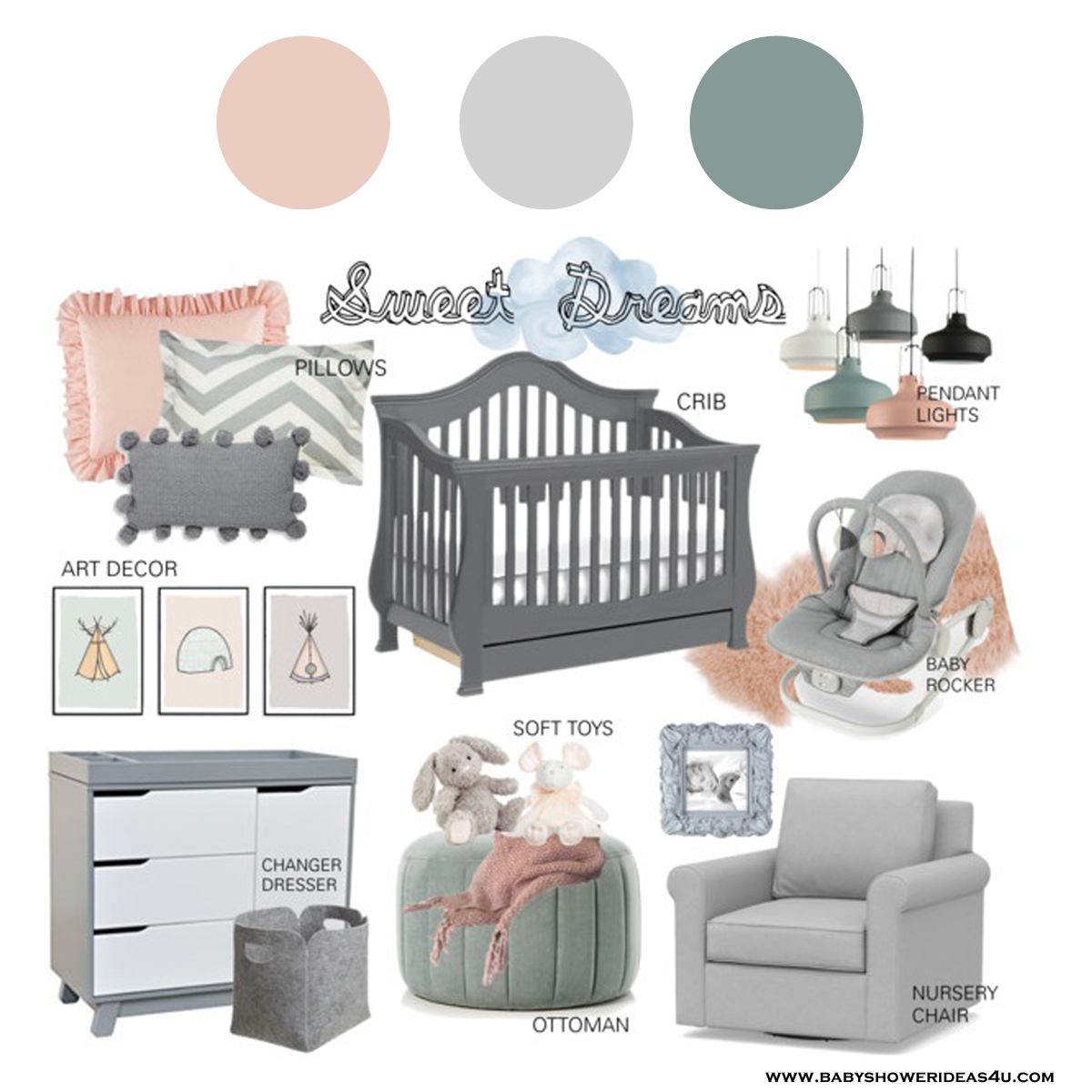 sweet-dreams-baby-nursery
