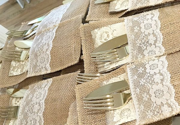 burlap-and-lace-baby-shower-cutlery-holder