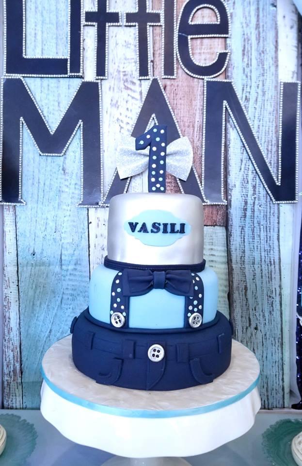 little-man-first-celebration-cake