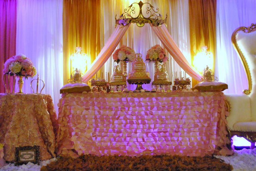 gold-and-pink-princess-baby-shower-desserts