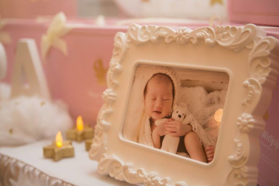 angelic-pink-baby-shower-baby-photo