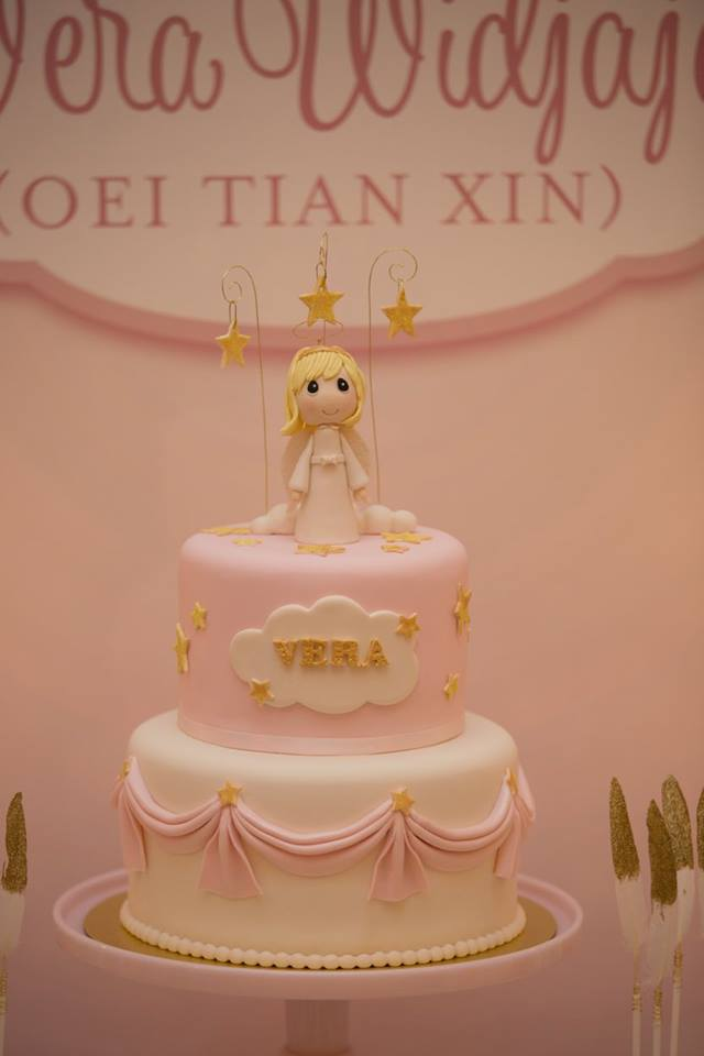 angelic-pink-baby-shower-cake