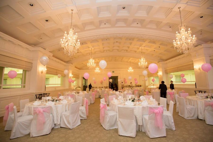 angelic-pink-baby-shower-guest-table