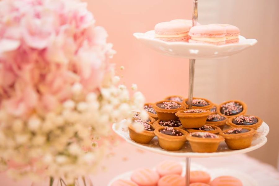 angelic-pink-baby-shower-mini-pies