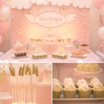 Angelic Pink Baby Shower