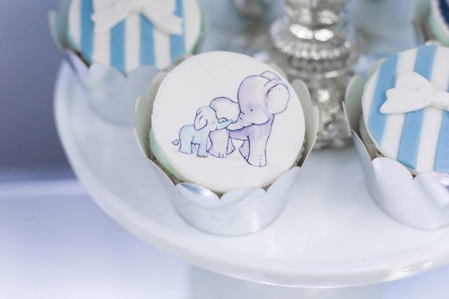 blue-and-silver-elephant-baby-shower-cookie-art