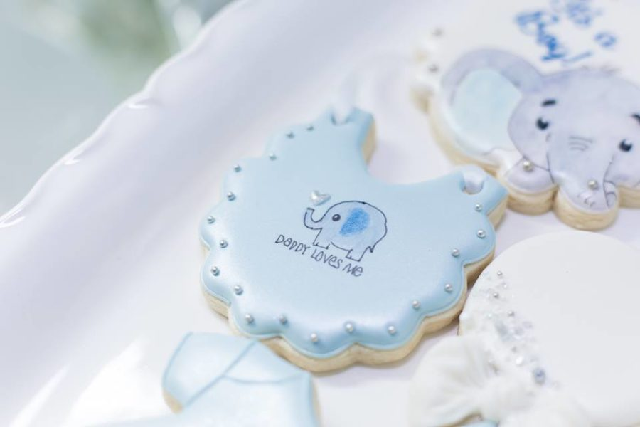 blue-and-silver-elephant-baby-shower-cookie-bib