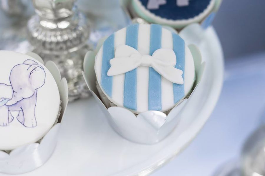 blue-and-silver-elephant-baby-shower-cookie-bow