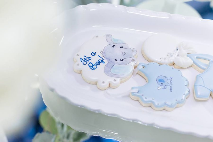 blue-and-silver-elephant-baby-shower-sugar-cookies