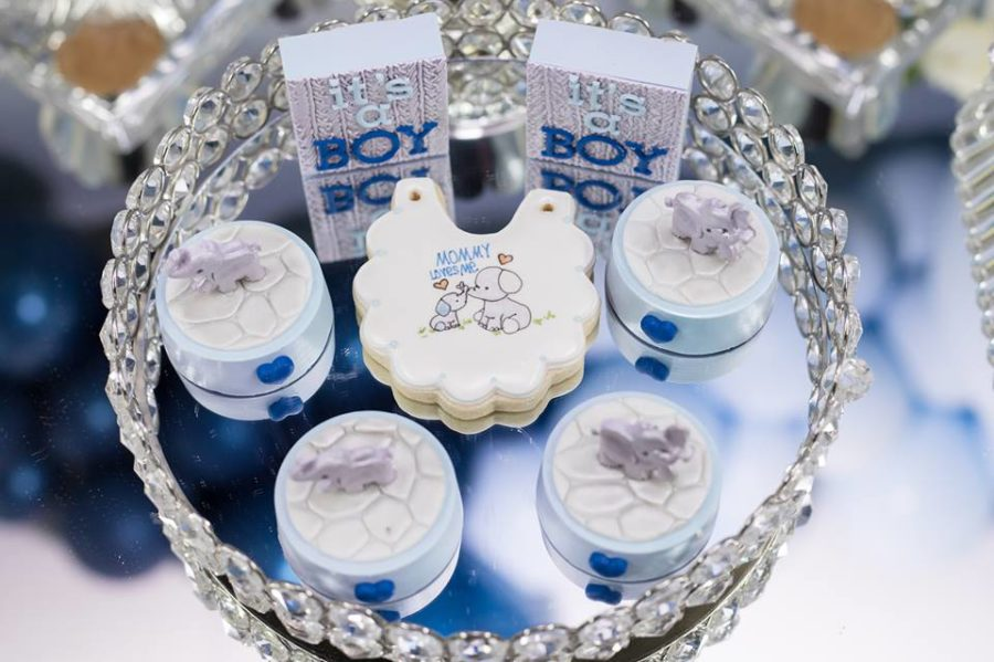 blue-and-silver-elephant-baby-shower-treats