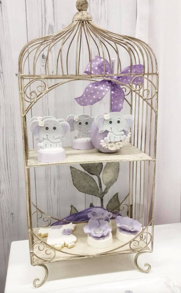 springtime-elephant-baby-shower-birdcage-decoration