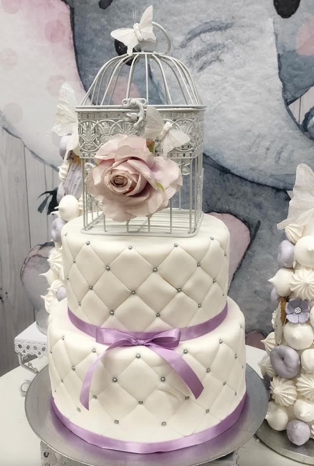 springtime-elephant-baby-shower-tiered-cake