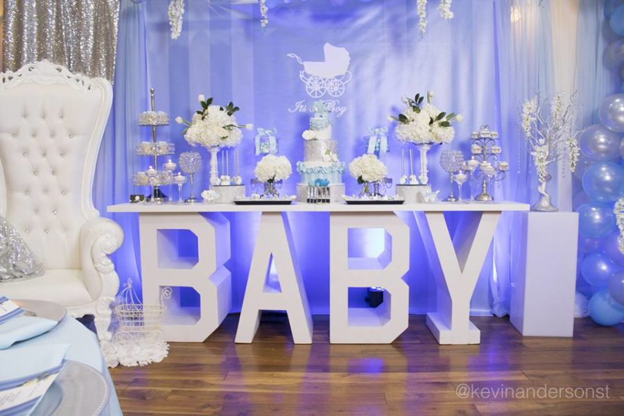 whimsical-carriage-baby-shower-large-letters