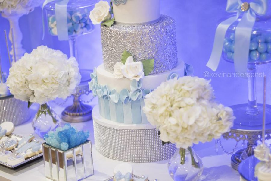 whimsical-carriage-baby-shower-layered-cake