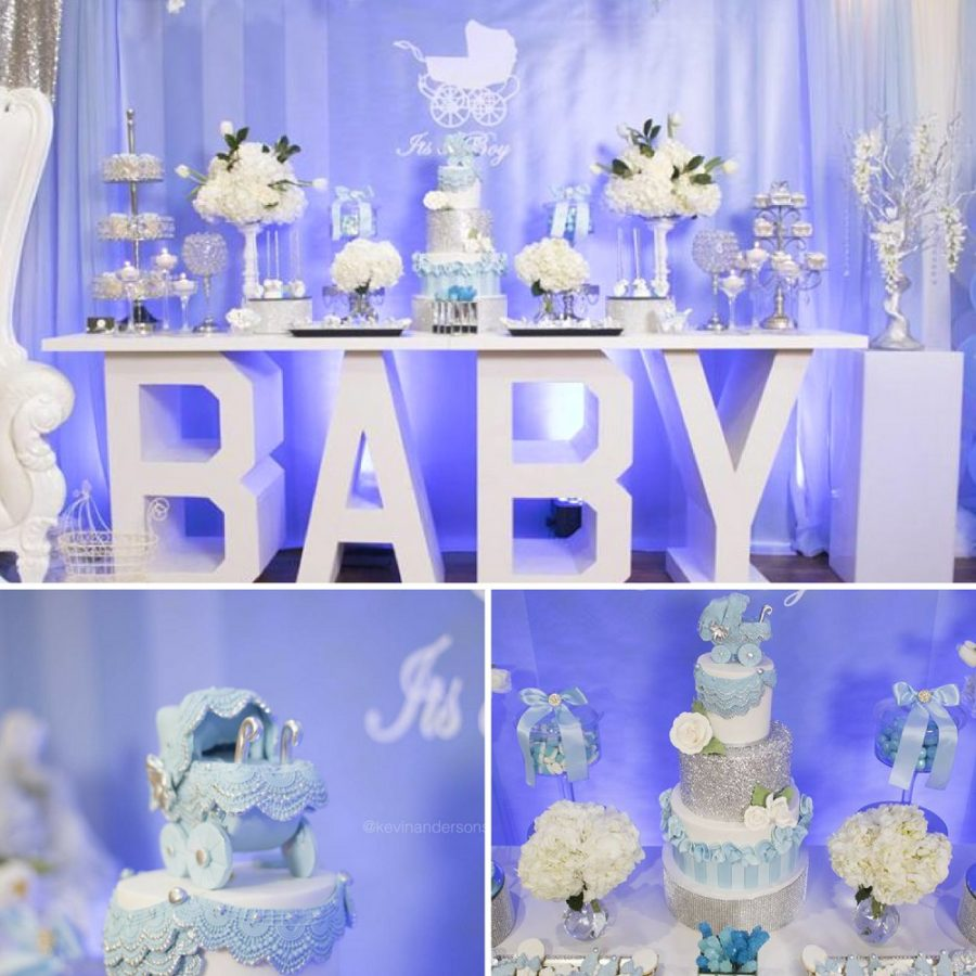whimsical-carriage-baby-shower-party