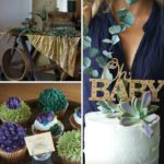 Bohemian Style Baby Shower