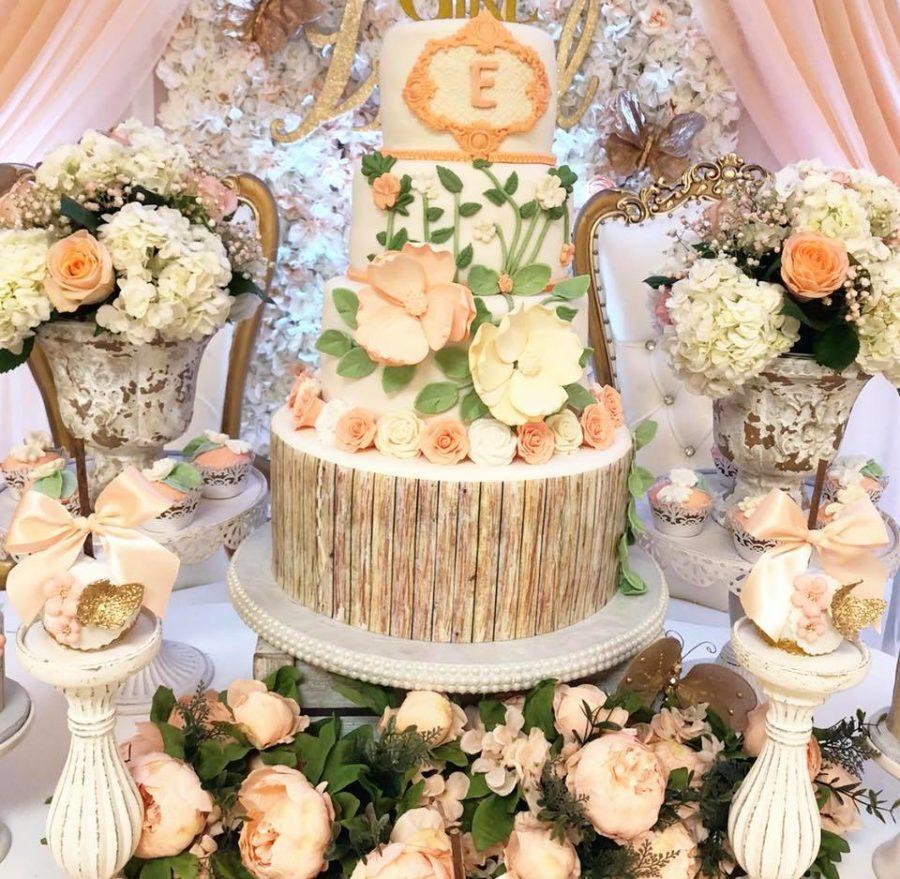 elegant-garden-baby-shower-cake