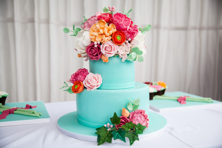 floral-love-in-bloom-baby-shower-blue-cake