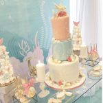 Princess Pastel Ocean Baby Shower
