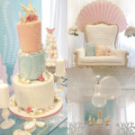 Princess of the Ocean Baby Shower