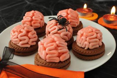 halloween-brain-cookies