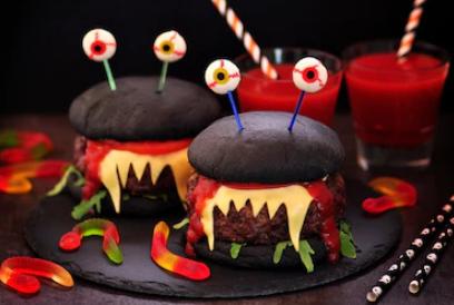 halloween-monster-burgers