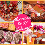Moroccan Baby Shower Ideas