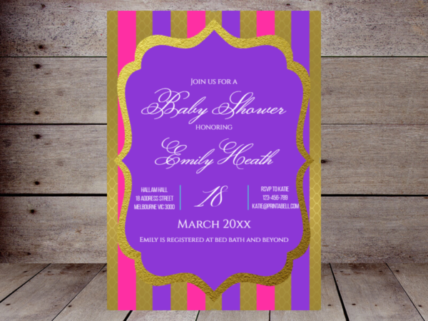 pink-and-gold-editable-moroccan-baby-shower-invitation