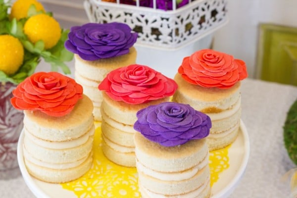 bold-and-bright-baby-shower-cookie-cakes