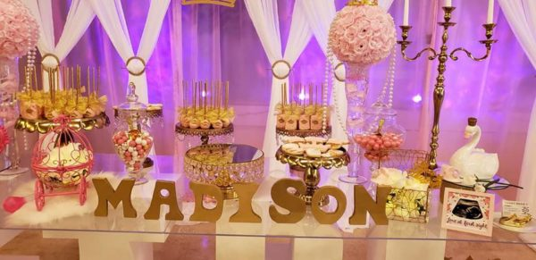 pink-and-gold-princess-baby-shower-dessert-table