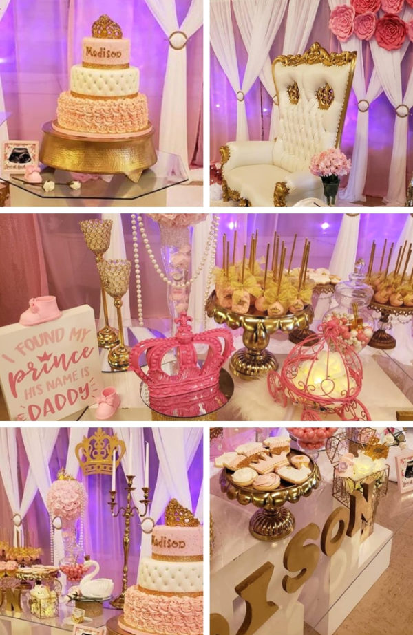 pink-and-gold-princess-baby-shower-ideas