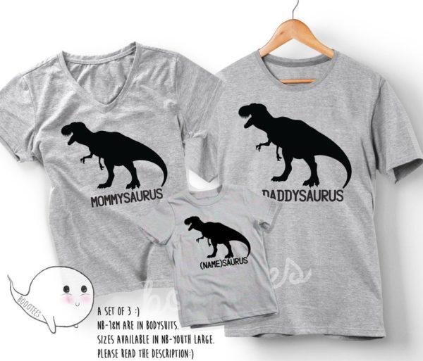 daddysaurus-mommysaurus-babysaurus-shirts