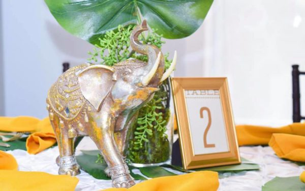 moroccan-style-elephant-centerpiece
