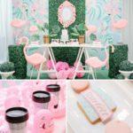 Flamingo Baby Shower Ideas