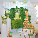 Glam Safari Baby Shower