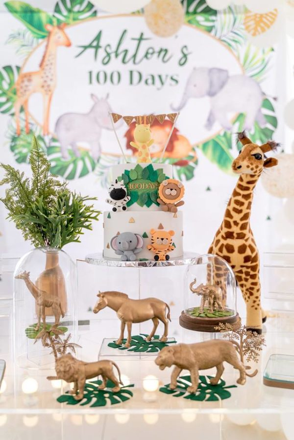 100-days-modern-party
