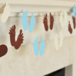 Tiny Feet Baby Shower Ideas