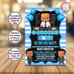 Boss Baby (Baby Shower) Ideas