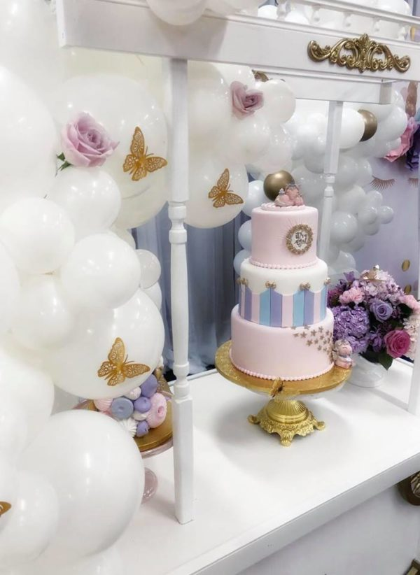 butterfly-and-unicorn-baby-shower-cake