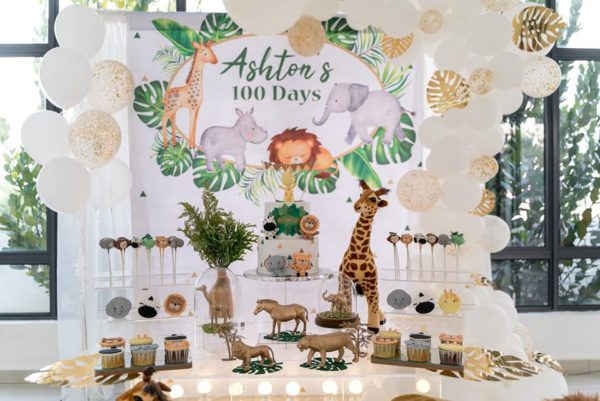 gold-and-modern-safari-party