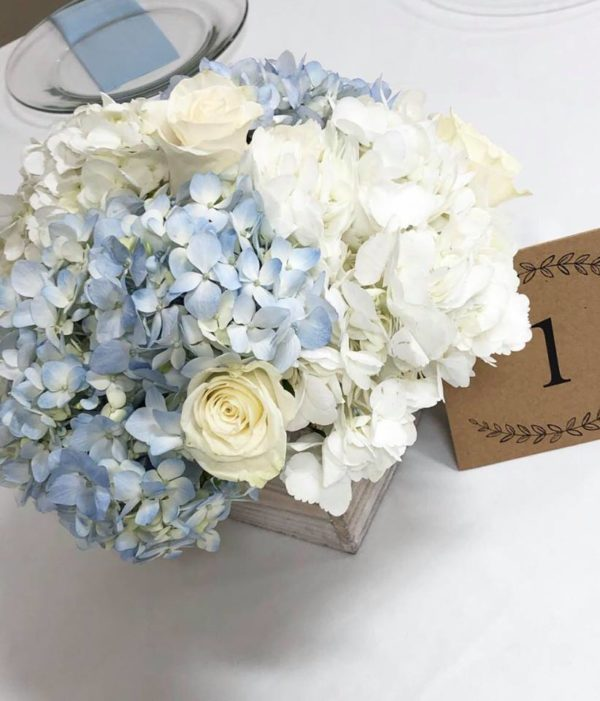 hydrangea-floral-centerpieces