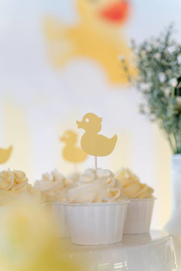 yellow-duck-cupcake-toppers